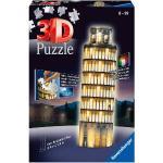 ravensburger Torre Di Pisa Night Edition Puzzle 3D 216 Pezzi