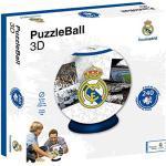 Real Madrid (Tamaño Balón) Puzzleball Cf (dimensione pallon) 8,4 (63690), Multicolore, Ninguna