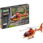 Revell 04986 - Modellino Elicottero EC135 - Air Glaciers - Scala 1/72