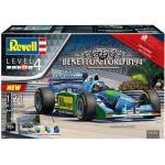 """REVELL - 05689 25th Anniversary """"Benetton Ford"""" Scala 1:24"""