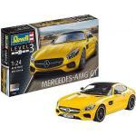 REVELL 07028 Mercedes-Amg Gt Scala: 1:24