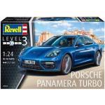 REVELL Porsche Panamera Turbo 1/24