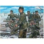 REVELL Us Infantry Ardens Ww Ii