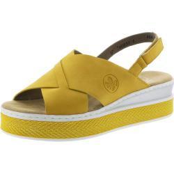 RIEKER Sandalo senape