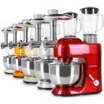 Robot da cucina 3 in 1 Lucia 2000 W / 2,7 PS 5 litri in acciaio inossidabile senza BPA