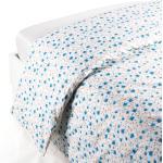 Tessili casa azzurri 155x200 cm Caleffi