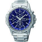 Seiko Orologio Cronografo Quarzo Uomo con Cinturino in Acciaio Inox SSC141P1