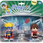 Set Personaggi Pinypon by Famosa 2pz