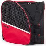 Sfr Skates Skate Backpack - Borsa per Pattinaggio, Unisex, Colore: Nero/Rosso, Taglia Unica