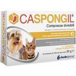 Shedir Pharma Caspongil Mangime Complementare Cani e Gatti, 30 Compresse