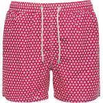 Shorts Mare In Techno Stampato
