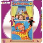 Simba Eichhorn Teatrino Senza Marionette H Cm.110 Teatrini Marionette