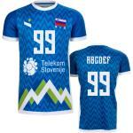 Slovenia OZS Ninesquared Replica maglia (stampa a scelta + 20€) S