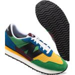 Sneakers 237 con design color-block