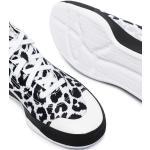 Sneakers alte con stampa Treino
