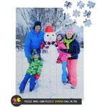Solopuzzles Puzzle Personalizzato con la Tua Foto Preferita. 150 Pezzi (48 x 34 cm). 10 Formati Disponibili (da 48 a 3000 Pezzi)