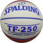 SPALDING. Pallone basket TF250 T7