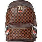 Sprayground Zaini Marrone