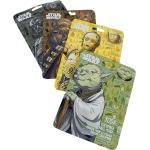 Star Wars - Chewbacca, Yoda, C3PO and Darth Vader - Maschere viso - Donna - multicolor
