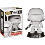 Star Wars Funko POP Film Vinile Figura Snowtrooper Primo Ordine 10 cm