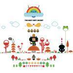 Sticker The best kept secret di Domestic - Multicolore - Materiale plastico