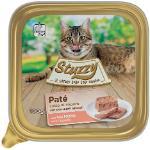 Stuzzy Mr Cat Patè con Salmone 100g