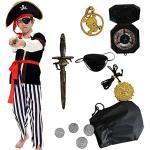 Costumi da pirata per bambina