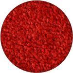 TAPPETO cerchio ETON rosso rotondo 100 cm