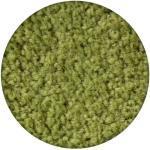 TAPPETO cerchio ETON verde rotondo 100 cm