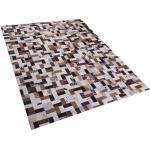 Tappeto rettangolare in pelle - 160x230cm - CESME