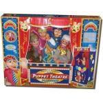 Toyland 3693 Teatrino con 5 Marionette, Gioco