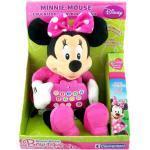 TOYLAND Mini Mouse Bow-tique Disney educativi Parlando con Peluche, Imparare Numeri, Forme...