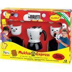 Toys Toys MUKKA Express CAFFETTIERA Giocattolo con 2 Tazze Cappuccino
