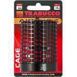 trabucco airtek pro bait-up cage 70x50 30gr