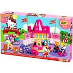 Unico ANDRONI Giocattoli Costruzioni Plus Hello Kitty Teatrino, Multicolore, 8688-00hk