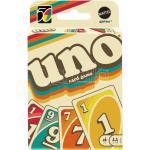 Uno Carte Gioco Iconic Series Anniversary Edition 1970's Mattel