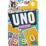 Uno Carte Gioco Iconic Series Anniversary Edition 1990's Mattel