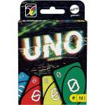 Uno Carte Gioco Iconic Series Anniversary Edition 2000's Mattel