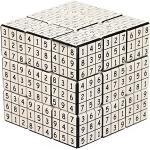 V-Cube- Sudoku Puzzle cubo rotazionale, VCB-3-V-UDOKU