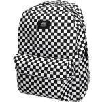 Vans Old Skool Check Backpack nero Zaini