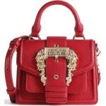 Versace Jeans Couture Borsa a tracolla rosso scuro