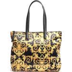 Versace Jeans Couture Borsa shopper nero/giallo