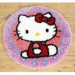 Vervaco - Kit Tappetino Hello Kitty