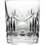 Vetro di Bohemia Lady Bicchieri di Whisky intagliati, Vetro, 9x 9x 11cm, 6Pezzi