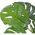 vidaXL Monstera Artificiale con Vaso Verde 100 cm