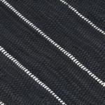 Tappeti antracite design Vidaxl