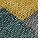 vidaXL Tappeto Kilim Tessuto a Mano in Cotone 200x290 cm Multicolore