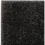 vidaXL Tappeto Shaggy a Pelo Lungo 140x200 cm Antracite