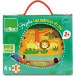 Vilac - 2642 - da Zoo Animal Puzzle - 24 Pezzi