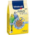 VITAKRAFT Pro Vita Ucceli Pappagalli Ondulati 800G